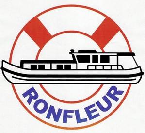 Logo de la pénichette Ronfleur