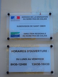 nord pêche arques horaires