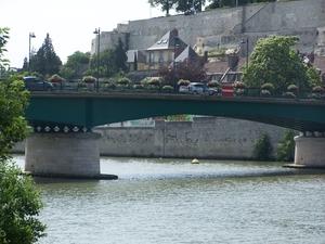 Le pont de Pontoise (Saint-Oeun l'Aumône...)