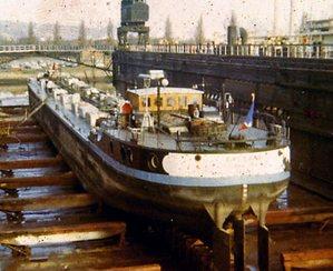Le Cyclone a Rouen en 1972