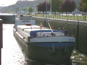 Ecluse d'Ivoz-Ramet