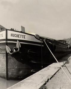 Huguette - Moissac - 1972