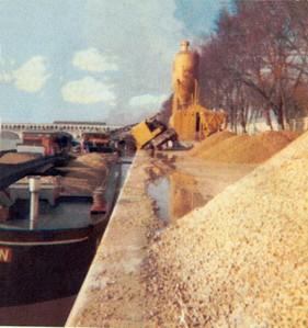 le thon et le turbot a bercy 1967