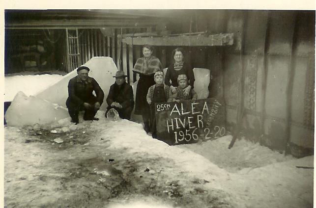Alea&; a marcel nicolas ballast pris en glace