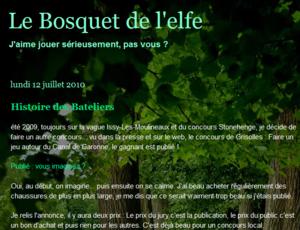 http://lebosquetdelelfe.blogspot.com