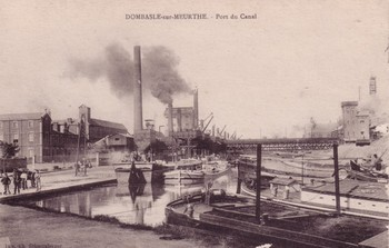 Port de Dombasle