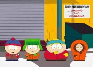 SOUTH PARK... il est fort le Sylvain